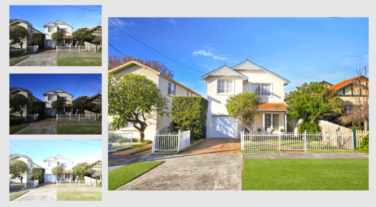 Real Estate Photo Editing Service