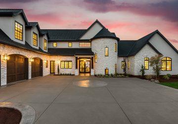 Real estate image editing service