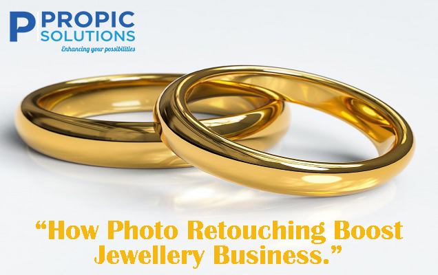 photo retouching for jewelry